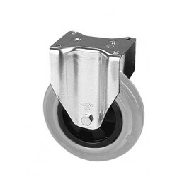 PGR 080/FI  Pevné kolo s šedou obručí