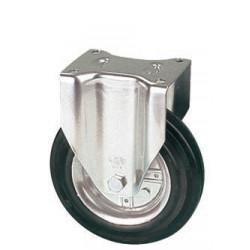 LNB 125/FI  Pevné kolo s černou obručí