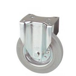 LGB 100A/FI  Pevné kolo  s šedou gumovou obručí