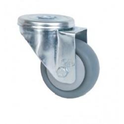 SPR 100/QR   Otočné kolo s šedou obručí s otvorem